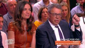 FrancesÇa Antoniotti dans c'est Que de la Télé - 26/02/18 - 12