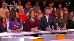 Francesca Antoniotti dans c'est Que de la Télé - 29/11/17 - 04