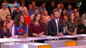 Francesca Antoniotti dans c'est Que de la Télé - 29/11/17 - 05