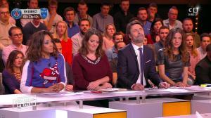 Francesca Antoniotti dans c'est Que de la Télé - 29/11/17 - 07