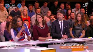 Francesca Antoniotti dans c'est Que de la Télé - 29/11/17 - 10