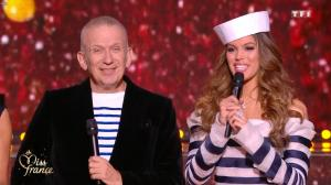 Iris Mittenaere dans Election de Miss France - 16/12/17 - 03