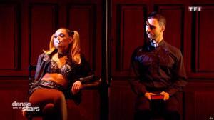 Joy Esther dans Danse avec les Stars - 18/11/17 - 08