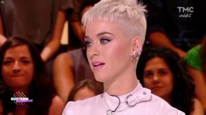 Katy Perry dans Quotidien - 03/01/18 - 01