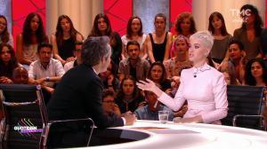 Katy Perry dans Quotidien - 03/01/18 - 02