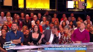 Kelly Vedovelli et Agathe Auproux dans Touche pas à mon Poste - 05/10/17 - 06