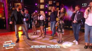 Kelly Vedovelli et Agathe Auproux dans Touche pas à mon Poste - 16/01/18 - 03