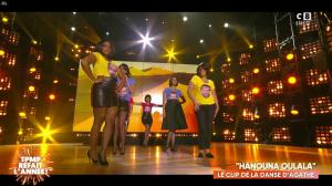 Kelly Vedovelli, Caroline Ithurbide et Ludivine Retory dans Touche pas à mon Poste - 14/06/18 - 10