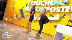 Kelly Vedovelli et Charlotte Pirroni dans Touche pas à mon Poste - 04/10/17 - 03