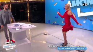 Kelly Vedovelli dans Touche pas à mon Poste - 08/11/17 - 01