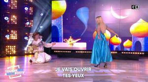 Kelly Vedovelli dans Touche pas à mon Poste - 12/02/18 - 05