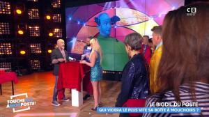 Kelly Vedovelli dans Touche pas à mon Poste - 12/04/18 - 03