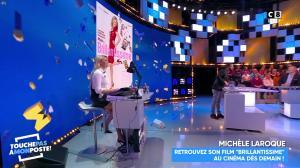 Kelly Vedovelli dans Touche pas à mon Poste - 16/01/18 - 06