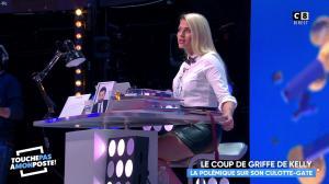 Kelly Vedovelli dans Touche pas à mon Poste - 16/01/18 - 08