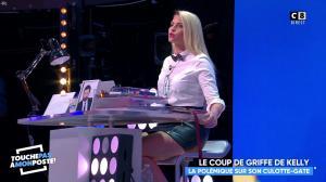 Kelly Vedovelli dans Touche pas à mon Poste - 16/01/18 - 09