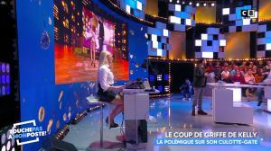 Kelly Vedovelli dans Touche pas à mon Poste - 16/01/18 - 12