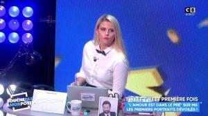 Kelly Vedovelli dans Touche pas à mon Poste - 16/01/18 - 13