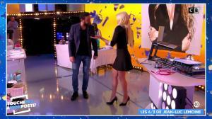 Kelly Vedovelli dans Touche pas à mon Poste - 20/12/17 - 01