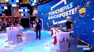Kelly Vedovelli dans Touche pas à mon Poste - 20/12/17 - 04