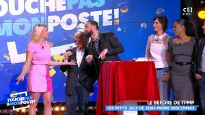Kelly Vedovelli dans Touche pas à mon Poste - 26/03/18 - 20