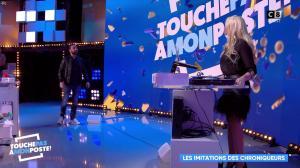 Kelly Vedovelli dans Touche pas à mon Poste - 30/11/17 - 02