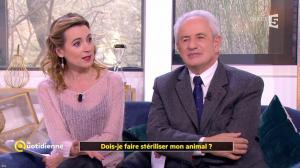 Laetitia Barlerin dans la Quotidienne - 17/01/18 - 04