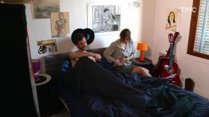 Laly Meignan dans les Mystères de l'Amour - 29/04/17 - 09