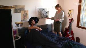 Laly Meignan dans les Mystères de l'Amour - 29/04/17 - 11