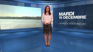 Laurence Roustandjee à la Météo du Soir - 19/12/17 - 01