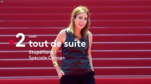 Léa Salamé dans une Bande-Annonce de Stupefiant - 14/05/18 - 01