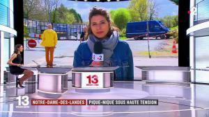 Leïla Kaddour au 13h - 15/04/18 - 01