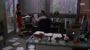 Lisa Edelstein dans Docteur House - 26/08/17 - 03