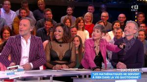 Ludivine Retory dans Touche pas à mon Poste - 15/02/18 - 02