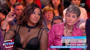 Ludivine Retory dans Touche pas à mon Poste - 15/02/18 - 03