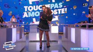 Ludivine Retory dans Touche pas à mon Poste - 29/01/18 - 01
