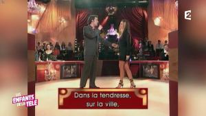 Mademoiselle Agnès dans les Enfants de la TV - 28/01/18 - 01
