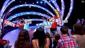 Maïtena Biraben dans le News Show - 18/07/13 - 04