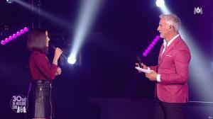 Marina Kaye dans 30 Ans de Musique sur M6 - 28/12/17 - 02