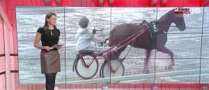 Marine Costabadie dans un Jour aux Courses - 05/11/17 - 03