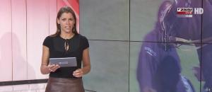 Marine Costabadie dans un Jour aux Courses - 05/11/17 - 04