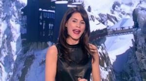 Marion Jollès Grosjean lors du Tirage du Loto - 11/01/17 - 03