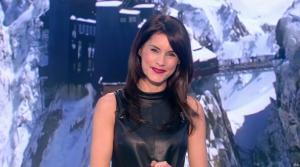 Marion Jollès Grosjean lors du Tirage du Loto - 11/01/17 - 04
