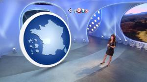 Marion Jollès Grosjean lors du Tirage du Loto - 25/11/17 - 02