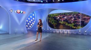 Marion Jollès Grosjean lors du Tirage du Loto - 25/11/17 - 03