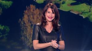 Marion Jollès Grosjean lors du Tirage du Loto - 25/11/17 - 04