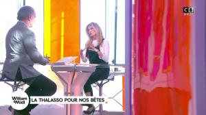 Sandrine Arcizet dans William à Midi - 12/12/17 - 06