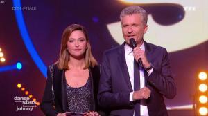 Sandrine Quétier dans Danse avec les Stars - 09/12/17 - 06