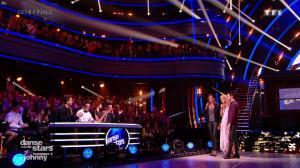 Sandrine Quétier dans Danse avec les Stars - 09/12/17 - 08