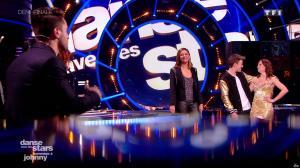 Sandrine Quétier dans Danse avec les Stars - 09/12/17 - 11