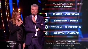 Sandrine Quétier dans Danse avec les Stars - 09/12/17 - 20